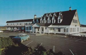 L'Auberge Des 4-Chemins Hotel-Motel, Champigny, Quebec,  Canada,  40-60s