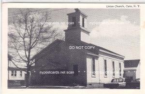 Union Church, Cato NY