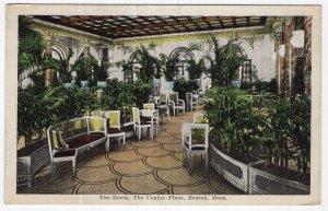 Boston, Mass, Tea - Room, The Copley - Plaza