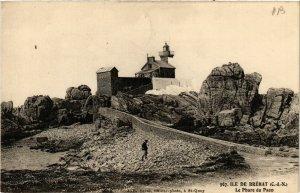 CPA Ile de BRÉHAT - Le Phare du Paon (381194)