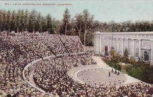 Carlifornia Berkeley Greek Amphitheatre