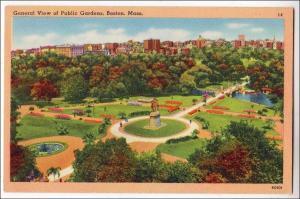 Public Garden, Boston MA