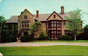 Ohio Columbus Governor's Mansion
