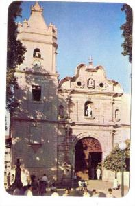 Santa Anna Church , Panama , 40-60s