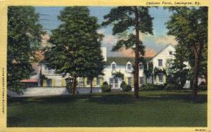 Dixiana Farm Lexington KY 1948
