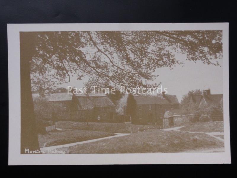 Northamptonshire: Moreton Pinkney (Scene 12) Reproduction Postcard