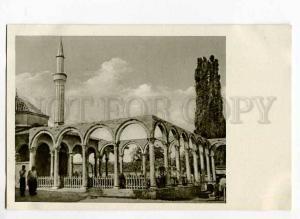 263090 ALBANIA Durres Kavaja mosque old Albturist postcard