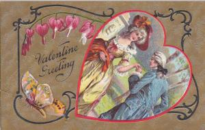 VALENTINE´S DAY ; Greeting, Romance couple , 00-10s