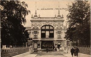 CPA AIX-les-BAINS - Villa des Fleurs (352064)