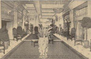 DENVER , Colorado , 1900-10s ; Albany Hotel , Roman Promenade