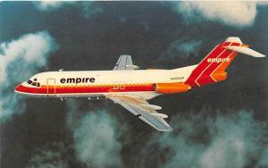 6457 Empire Airlines, Fokker F-28 Fellowship 4000
