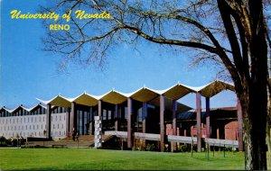 Nevada Reno Noble Getchell Library University Of Nevada