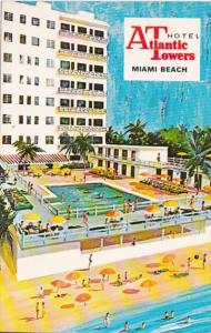 Florida Miami Beach Atlantic Towers Hotel