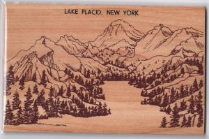 Wooden - Lake Placid NY