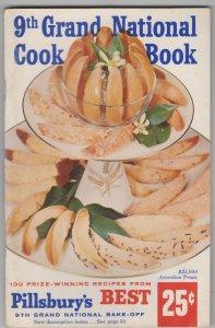 1957 Pillsbury 9th Grand National Cookbook