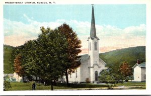 New York Roscoe Presbyterian Church