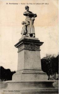 CPA PARTHENAY - Statue - Le Pain de Lefeuve (297440)