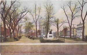 New Jersey Newark Porto Rico Trophy Spanish American War Armory Park 1909