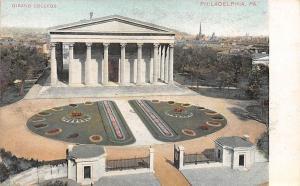USA Girard College, Philadelphia Pa.