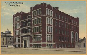 Pueblo, Colo. - Y,M.C.A. Building