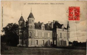 CPA  Chateaubriant (Loire-Inf.) - Cháteau de la Ferriére   (588127)