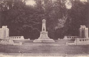 TOUL, Meurthe Et Moselle, France, 1900-1910's; Monument Consacre Aux Vicumes ...
