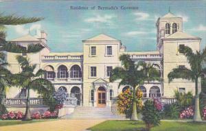 Bermuda Governor's Residence