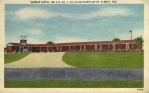 Skyway Motel Fort Pierce FL Unused