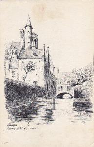 Belgium Brugge Ancien Hotel Grunthuse