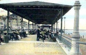 Shelter - Revere Beach, Massachusetts MA