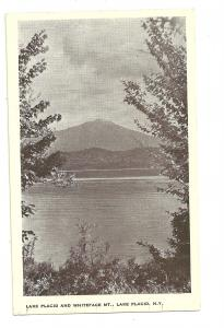 RPPC Lake Placid And Whiteface Mt.,Lake Placid, Ny