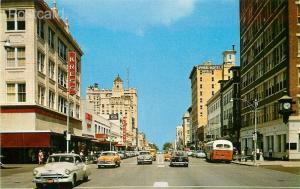 FL, Saint Petersburg, Florida, Central Avenue, Business Section, Looking East