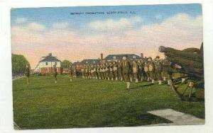 Retreat Formation, Scott Field, Illinois, 30-40s