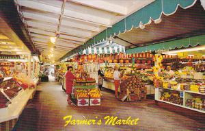 Produce At Farmers Market Los Angeles California
