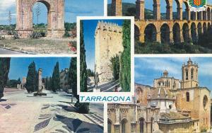 Postal 61355 : Tarragona (Monumentos)
