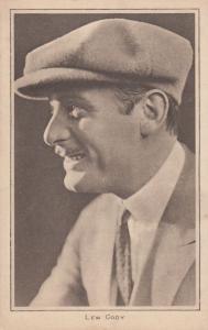 Lew Cody Silent Movie Actor Antique Postcard