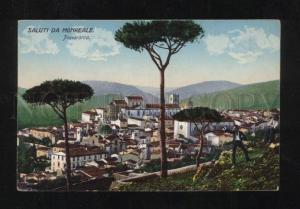 058439 ITALY Greetings from Monreale view Vintage colorful PC