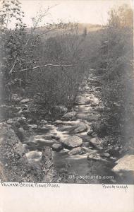 Pelham Brook Rowe MA Unused