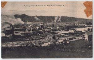 Hinckley & Pulp Mills, Hinckley NY