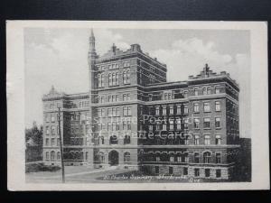 Canada: Quebec, Charles Seminary, Sherbrooke c1910