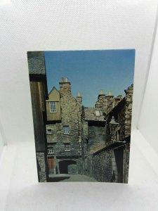 Vintage Postcard Bakehouse Close Canongate  Edinburgh