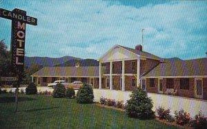 Candler Motel Candler North Carolina 1963