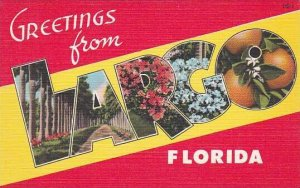 Florida Largo Greetings From Largo
