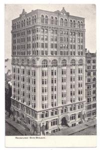 Philadelphia PA Betz Building UDB ca 1905 World Post Card Co