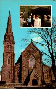 Rhode Island, Newport - St Mary's Church - [RI-163]