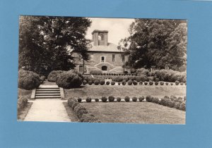 Stratford Hall RPPC Postcard, Home of the Lees, Westmoreland County,  Virginia