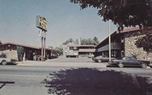 The Timbers Motel, Downtown, Eugene, Oregon, 1940-1960s