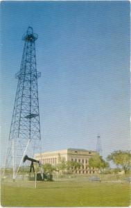 The Oklahoma State Historical Bldg Oklahoma City OK
