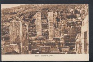 Libya Postcard - Cirene - Terme Di Apollo    RS12623