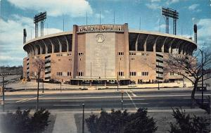 Maryland Baltimore, Memorial Stadium, National Football League